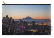 Seattle Morning Glow Carry-all Pouch