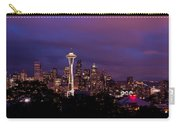 Seattle Night Carry-all Pouch