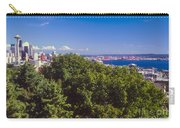 Seattle On Puget Sound Carry-all Pouch