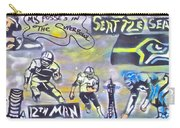 Seattle Seahawks 3 Carry-all Pouch