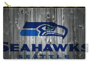 Seattle Seahawks Barn Door Carry-all Pouch