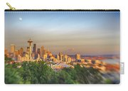 Seattle Skyline Lens Baby Hdr Carry-all Pouch