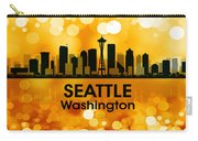 Seattle Wa 3 Carry-all Pouch