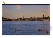 Seattle Waterfront 2 Carry-all Pouch