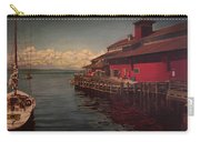 Seattle Waterfront Carry-all Pouch