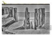 Seawall Erosion Carry-all Pouch