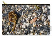Seaweed And Shells Carry-all Pouch