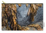 Seaweed On The Rock Carry-all Pouch