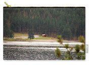 Secluded Cabin Carry-all Pouch