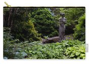 Secluded Garden Carry-all Pouch