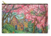 Secluded Home Carry-all Pouch by Kendall Kessler