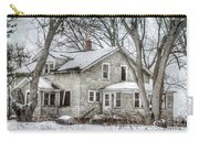 Secluded Old House Carry-all Pouch