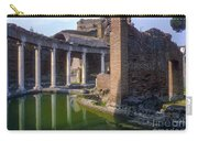 Second Century Villa Of Emperor Hadrian  Carry-all Pouch