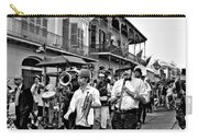 Second Line Parade Bw Carry-all Pouch