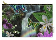 Secret Butterfly Carry-all Pouch