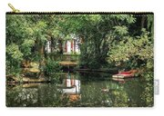 Secret Retreat - River Reflections Carry-all Pouch