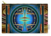 Secrets Of Mandala Time Carry-all Pouch