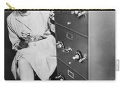 Secure Filing Cabinet Carry-all Pouch by Underwood Archives