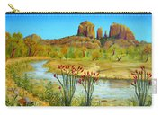 Sedona Arizona Carry-all Pouch by Jerome Stumphauzer