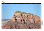Sedona  Arizona  Mountain  Three Carry-all Pouch