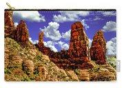 Sedona Arizona Red Rock Secret Mountain Wilderness Carry-all Pouch