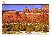Sedona Arizona Secret Mountain Wilderness Carry-all Pouch