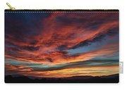 Sedona Az Sunset 1 Carry-all Pouch