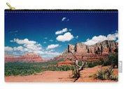 Sedona Desert Scene Carry-all Pouch