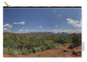 Sedona Panorama In 5 Pictures Carry-all Pouch