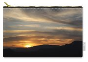 Sedona Sunset May 27 2013 G Carry-all Pouch