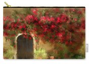The Bougainvillea's Of Sedona Carry-all Pouch