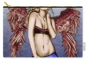 Seductive Angel Colored Carry-all Pouch