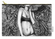 Seductive Angel  Carry-all Pouch