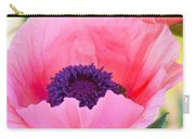 Seductive Poppy Carry-all Pouch