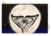 See Creature's Moon Carry-all Pouch