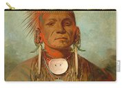 See Non Ty A An Iowa Medicine Man Carry-all Pouch
