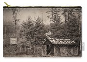 See Rock City  Carry-all Pouch by Debra and Dave Vanderlaan