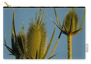 Seed Heads Reach For The Sky Carry-all Pouch