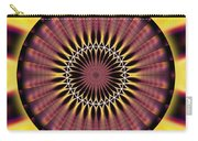 Seed Of Life Kaleidoscope Carry-all Pouch