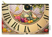 Seed Planting Clock Carry-all Pouch