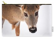 Seeing Into The Eyes Carry-all Pouch