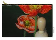 Seeking A Yellow Brick Road Poppy Number Two Carry-all Pouch
