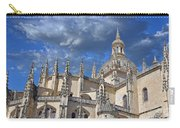 Segovia Gothic Cathedral Carry-all Pouch by Ivy Ho
