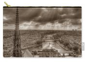 Seine From Notre Dame Carry-all Pouch