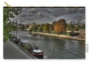 Seine Study Number One Carry-all Pouch