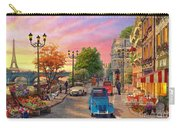 Seine Sunset Carry-all Pouch