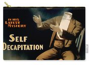 Self Decapitation Carry-all Pouch