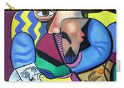 Self Portrait 101 Carry-all Pouch by Anthony Falbo