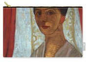 Self Portrait, 1906-7 Carry-all Pouch