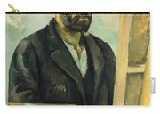 Self Portrait With Palette Carry-all Pouch